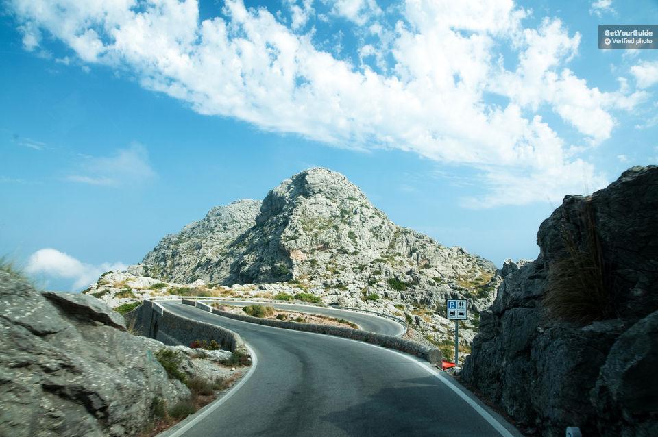 Výlet autobusem Mallorca
