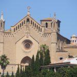 Mallorca kostel