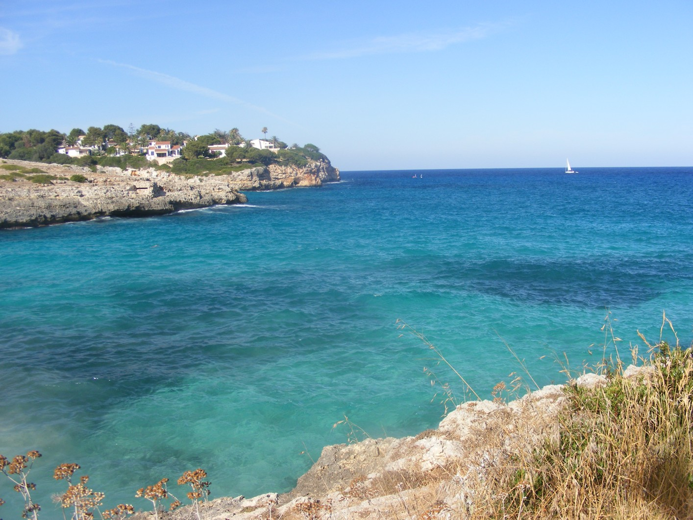 Mallorca dovolená