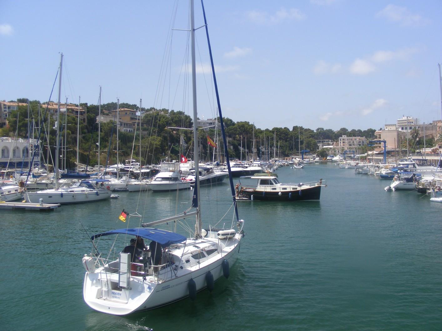 Mallorca výlet na lodi
