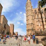 Výlet Palma de Mallorca
