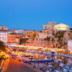 Výlet Menorca