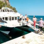 Výlet lodí Mallorca