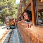 Výlet vlakem Mallorca