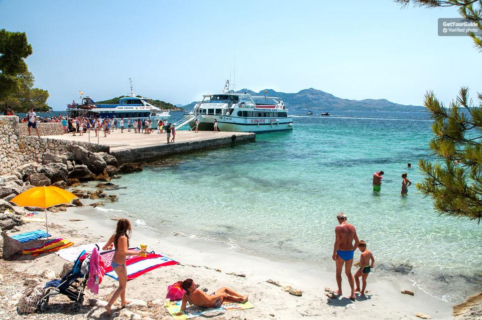 Formentor a Puerto Pollensa + výlet lodí