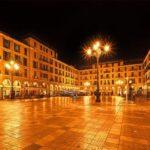Noční Mallorca