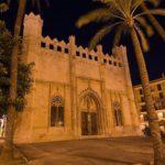Večerní Palma de Mallorca