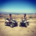 Mallorca - Čtyřkolky se šnorchlováním