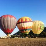Let balónem na Mallorce
