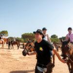 Výlet Mallorca na koních